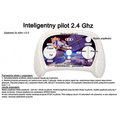 PILOT DO POJAZDÓW 2.4 GHZ P-20-HZB200