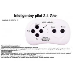 PILOT DO POJAZDÓW 2.4 GHZ PILOT-P-21-BDM0922