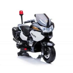 NAJWIĘKSZY SUPER SZYBKI MOTOR ŚCIGACZ POLICYJNY 118, MIĘKKIE KOŁA, MIĘKKIE SIEDZENIE, GAZ W RĄCZCE, HAMULEC /HZB118