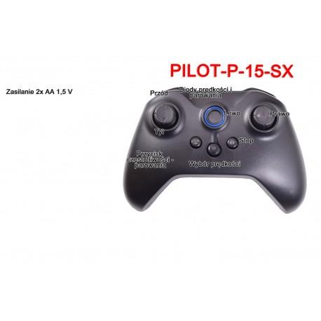 Pilot zdalnego sterowania w technologii 2.4 Ghz do pojazdów SX i innych