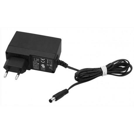 Zasilacz impulsowy 12V 1,5A 2,5/5,5 pasujący do większość pojazdów na akumulator