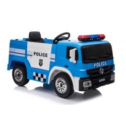 POLICJA, WSPOMAGANIE KIEROWNICY, MIĘKKIE ŚWIECĄCE KOŁA, FUNKCJA BUJANIA/SX1818